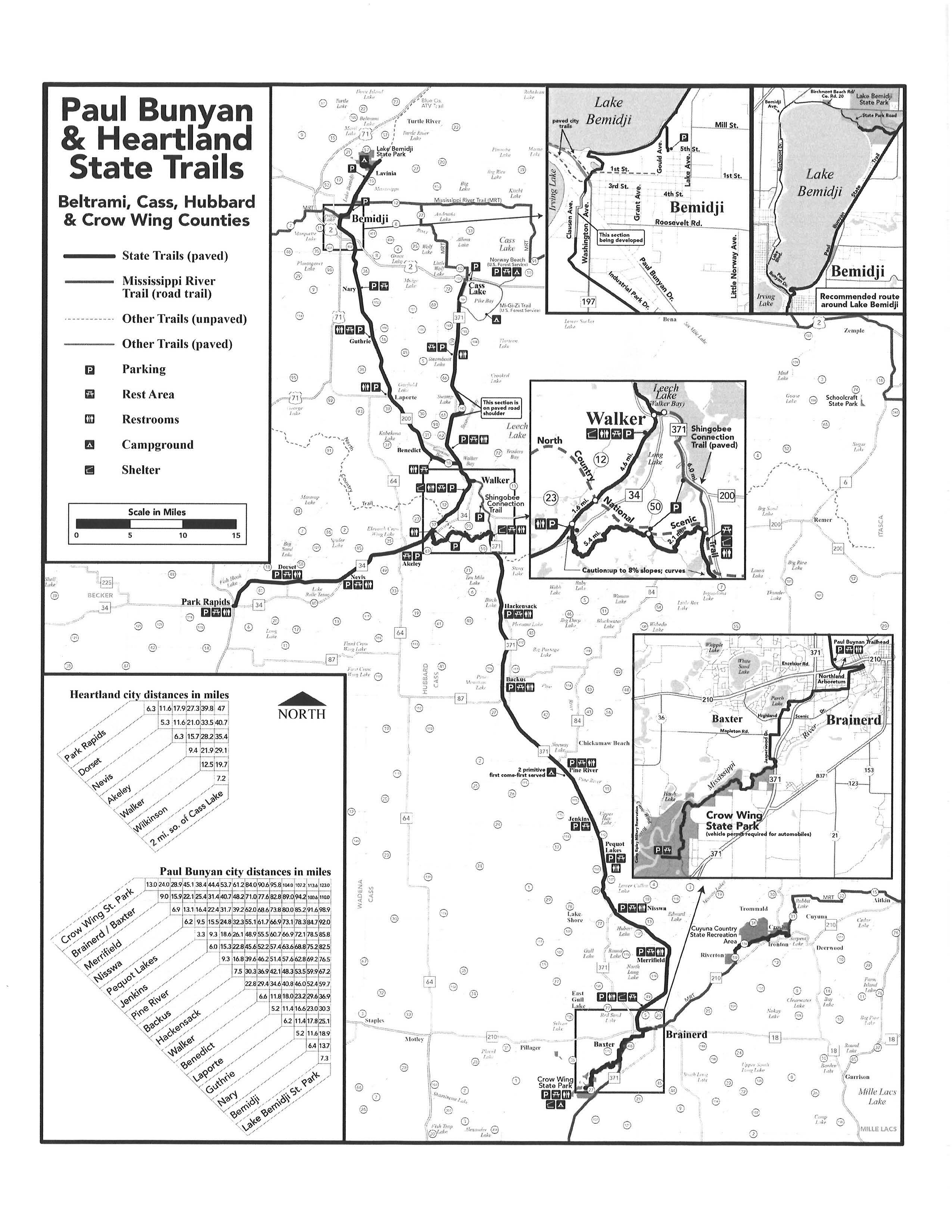Paul Bunyan Trail - City of Pequot Lakes on central minnesota bike trails, map of camp croft, map of preston minnesota, seabrook island sc bike trails, map of 3m maplewood, map of hilton head sea pines resort, houston bike trails, map of minneapolis green bikes,
